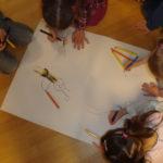 Kinder helfen Bienen